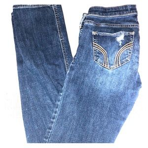 Skinny/Straight Leg Jeans